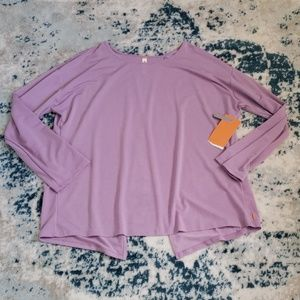 NWT LUCY flow mesh uncharted ls top